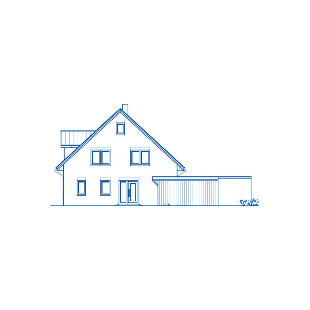 Haus im Bau PN1385
