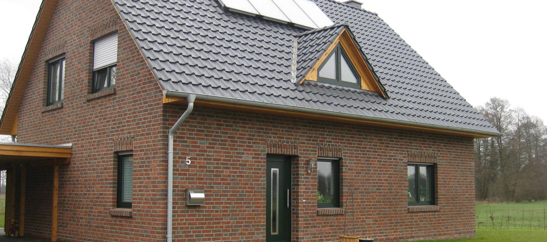 Haus im Bau PN1545