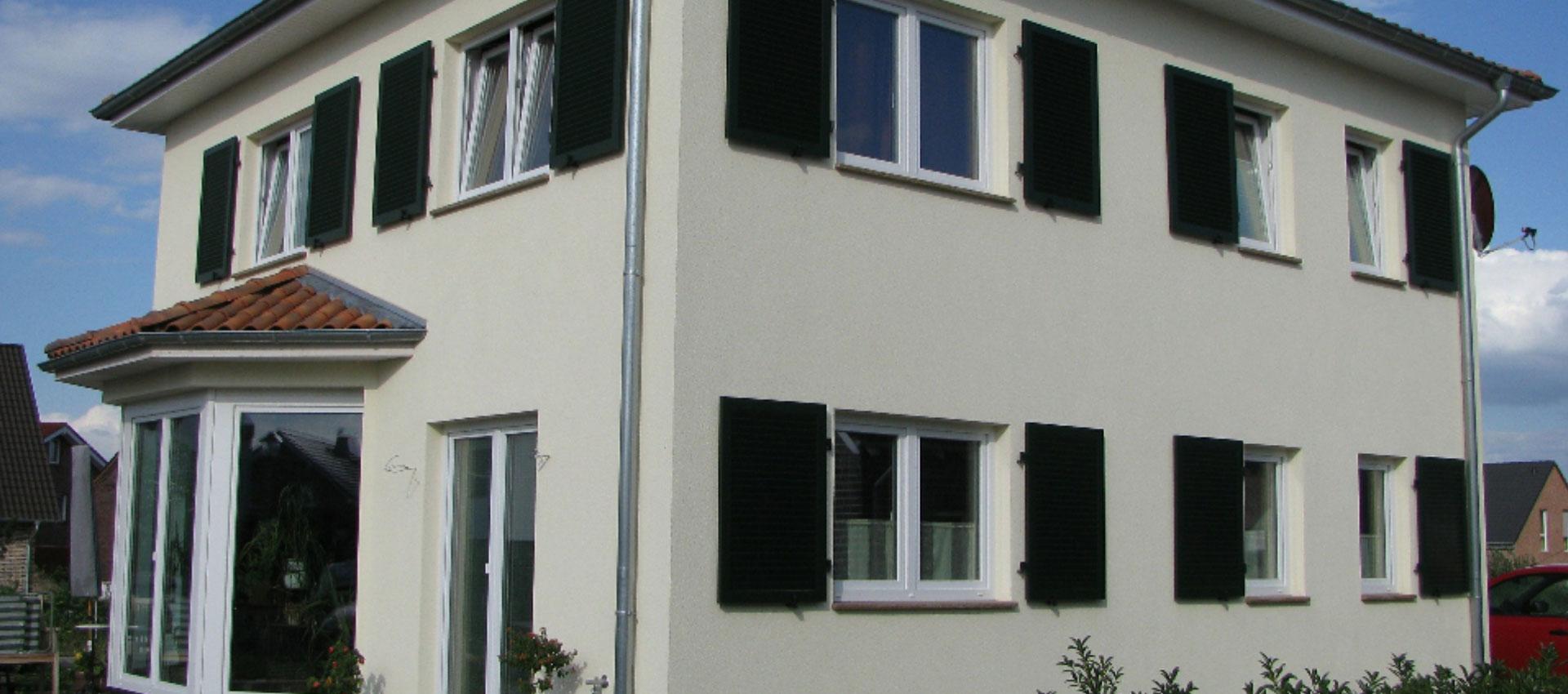 Haus im Bau PN1637