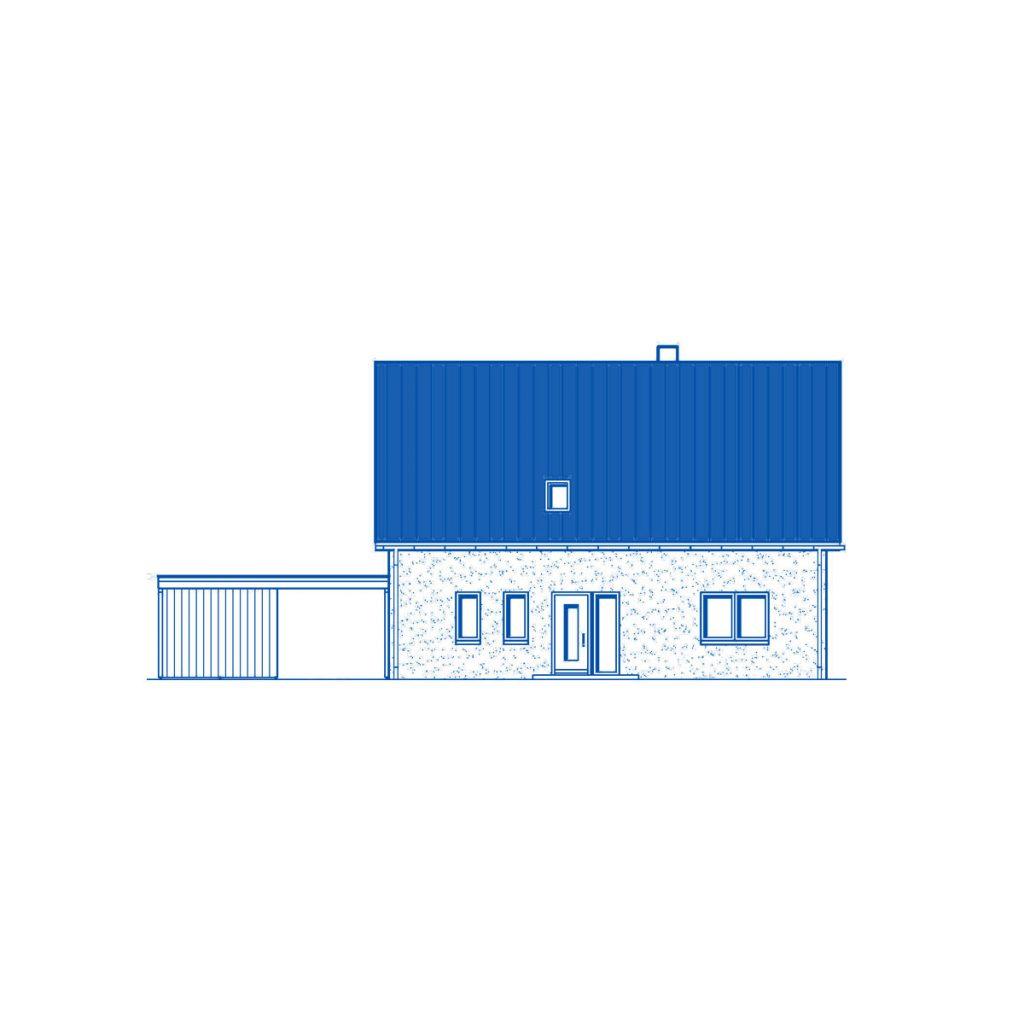Haus im Bau PN1888