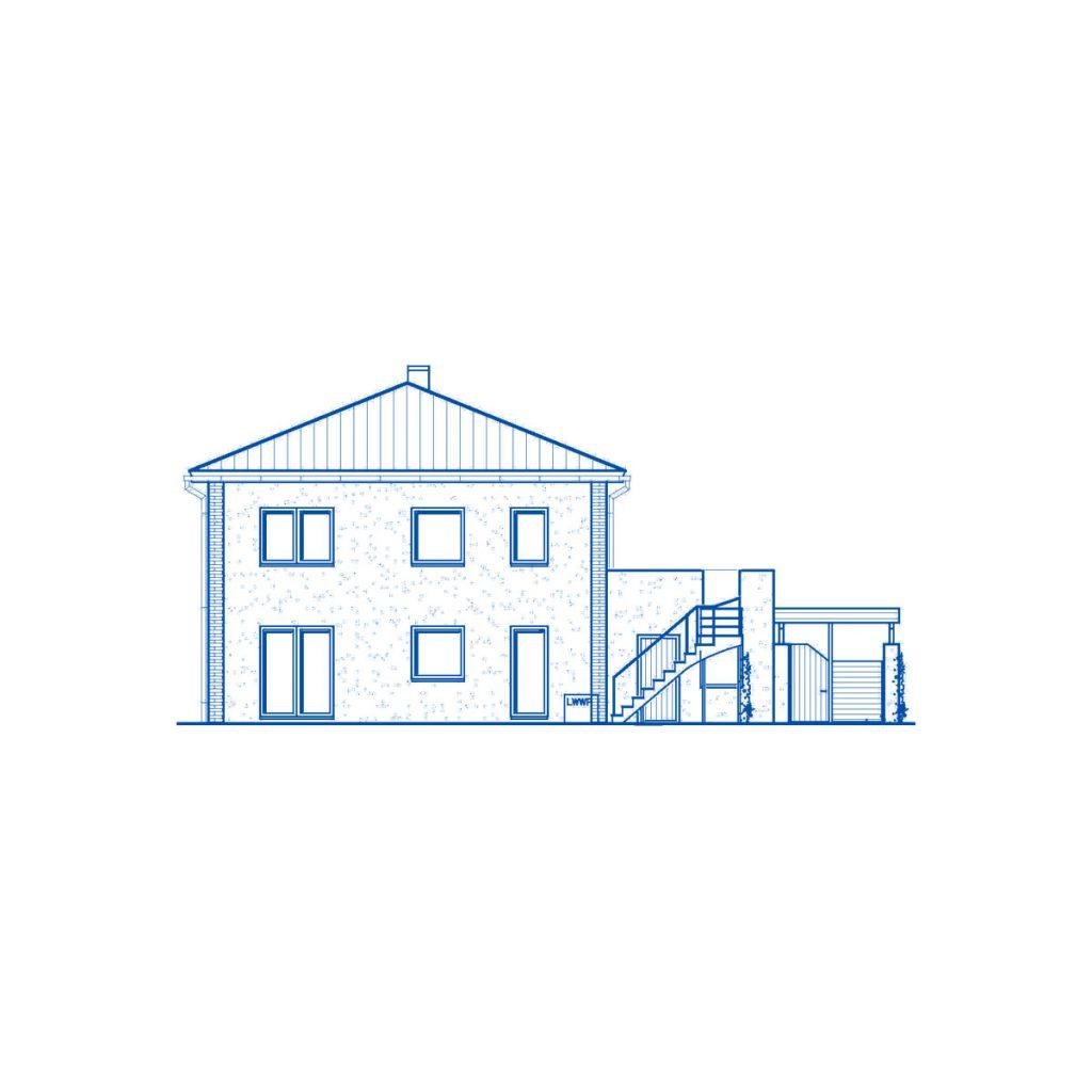 Haus im Bau PN2053