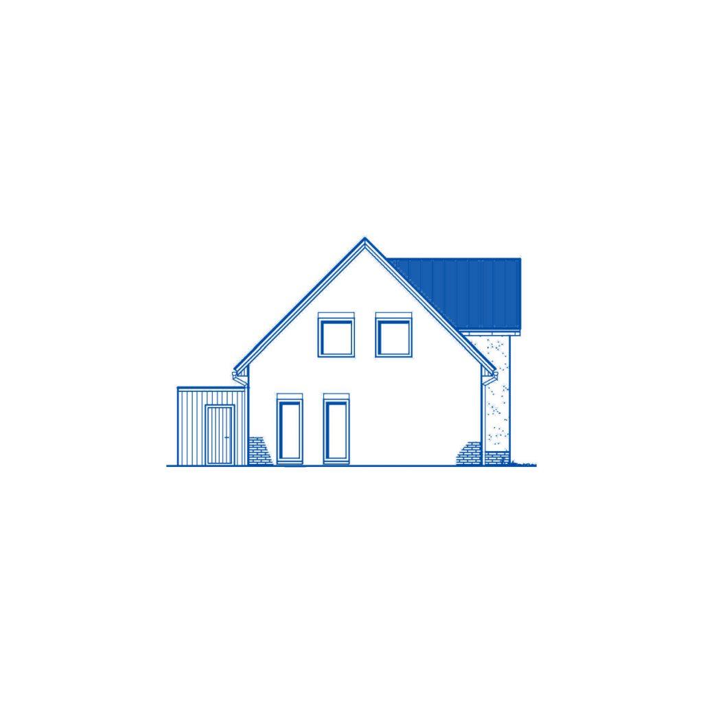 Haus im Bau PN2071