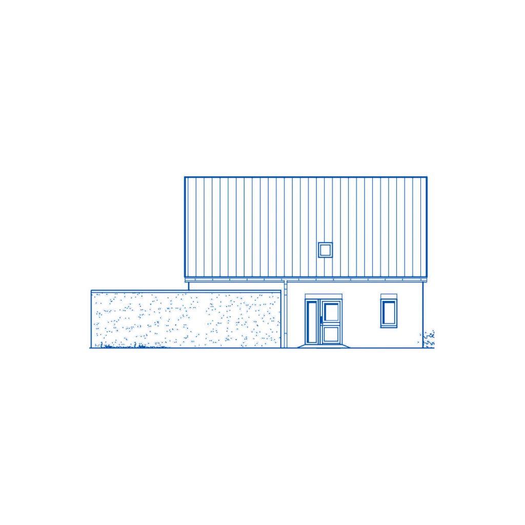 Haus im Bau PN2187