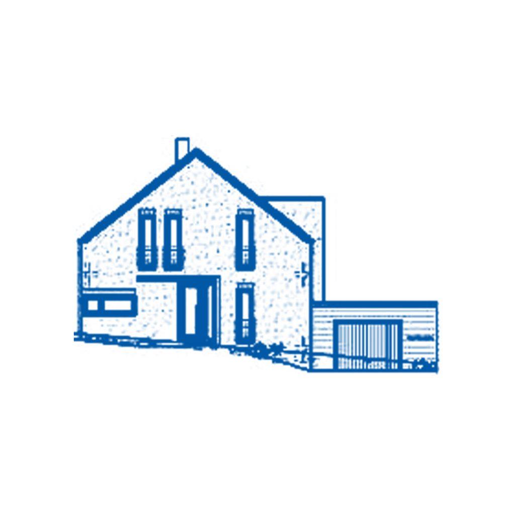 Haus im Bau PN1433