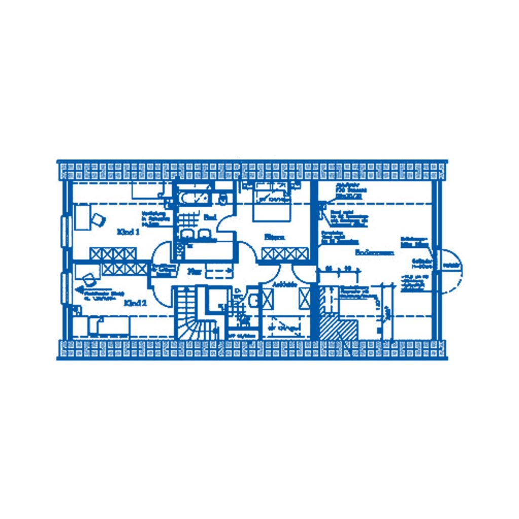 Haus im Bau PN1533