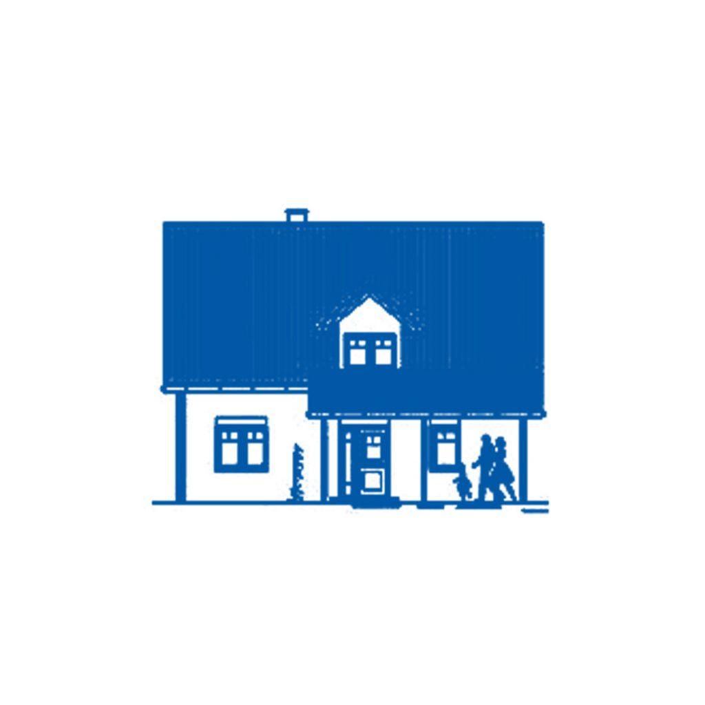 Haus im Bau PN1551