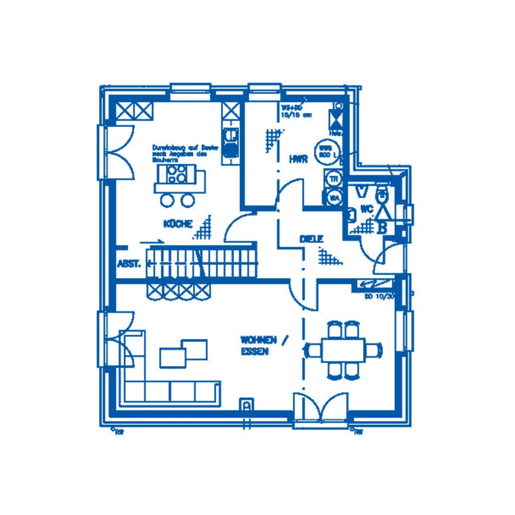 Haus im Bau PN1561