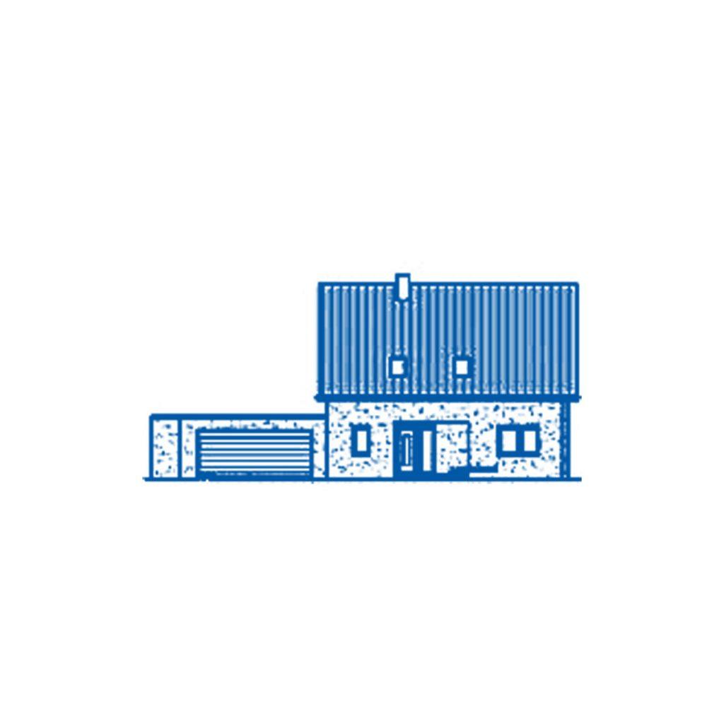 Haus im Bau PN1636