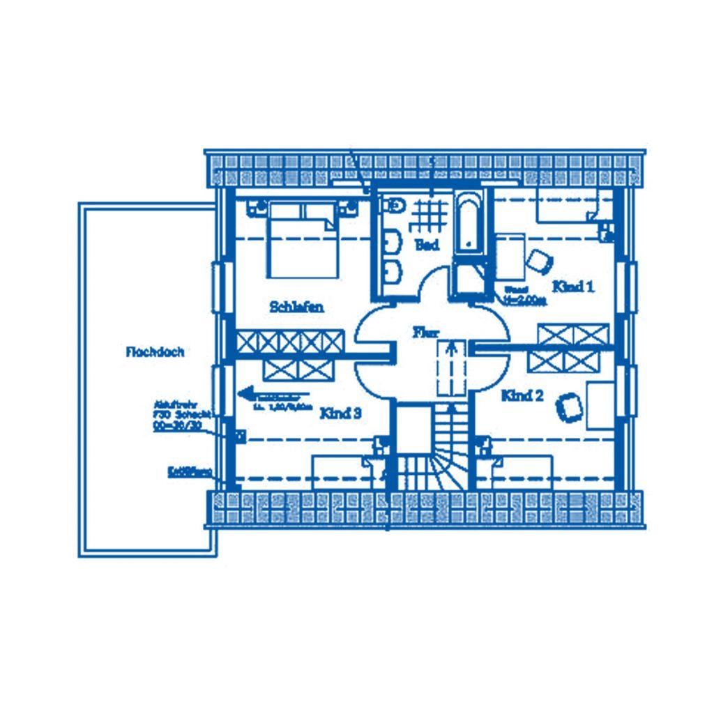Haus im Bau PN1649