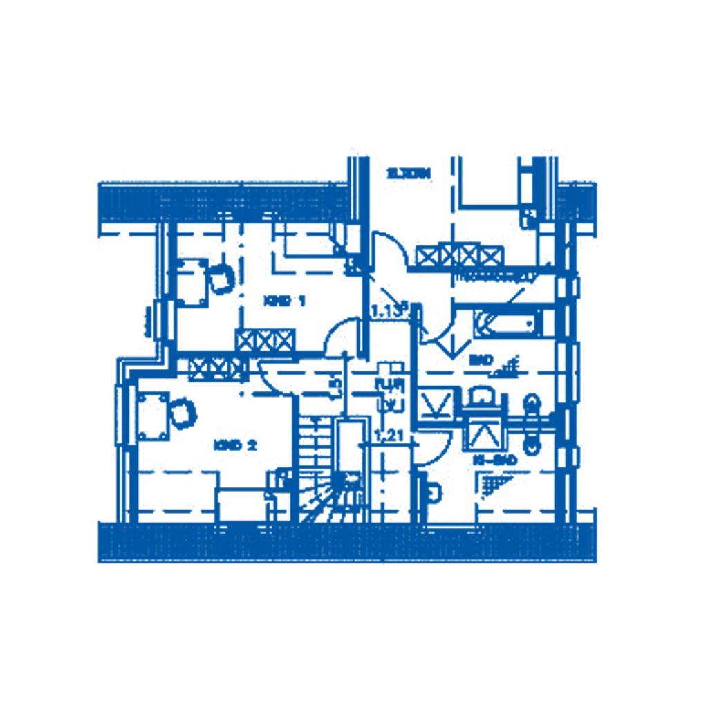 Haus im Bau PN1653