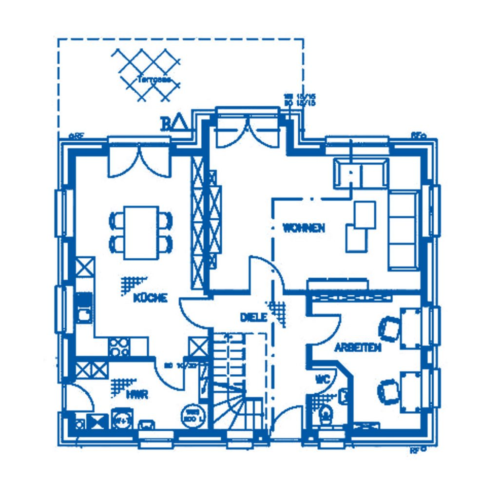 Haus im Bau PN1695