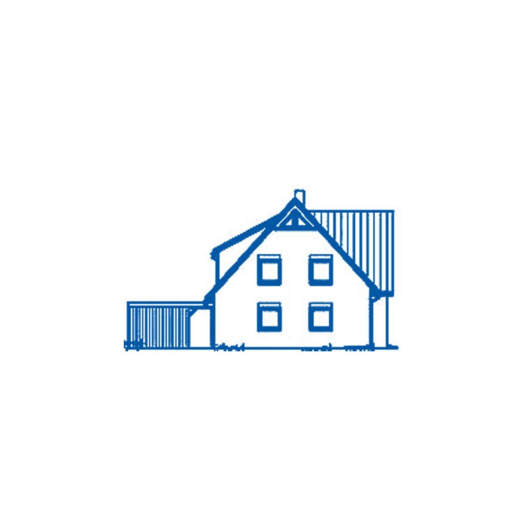Haus im Bau PN1733