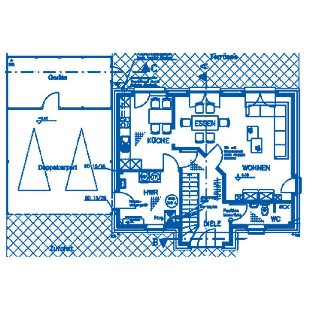 Haus im Bau PN1752