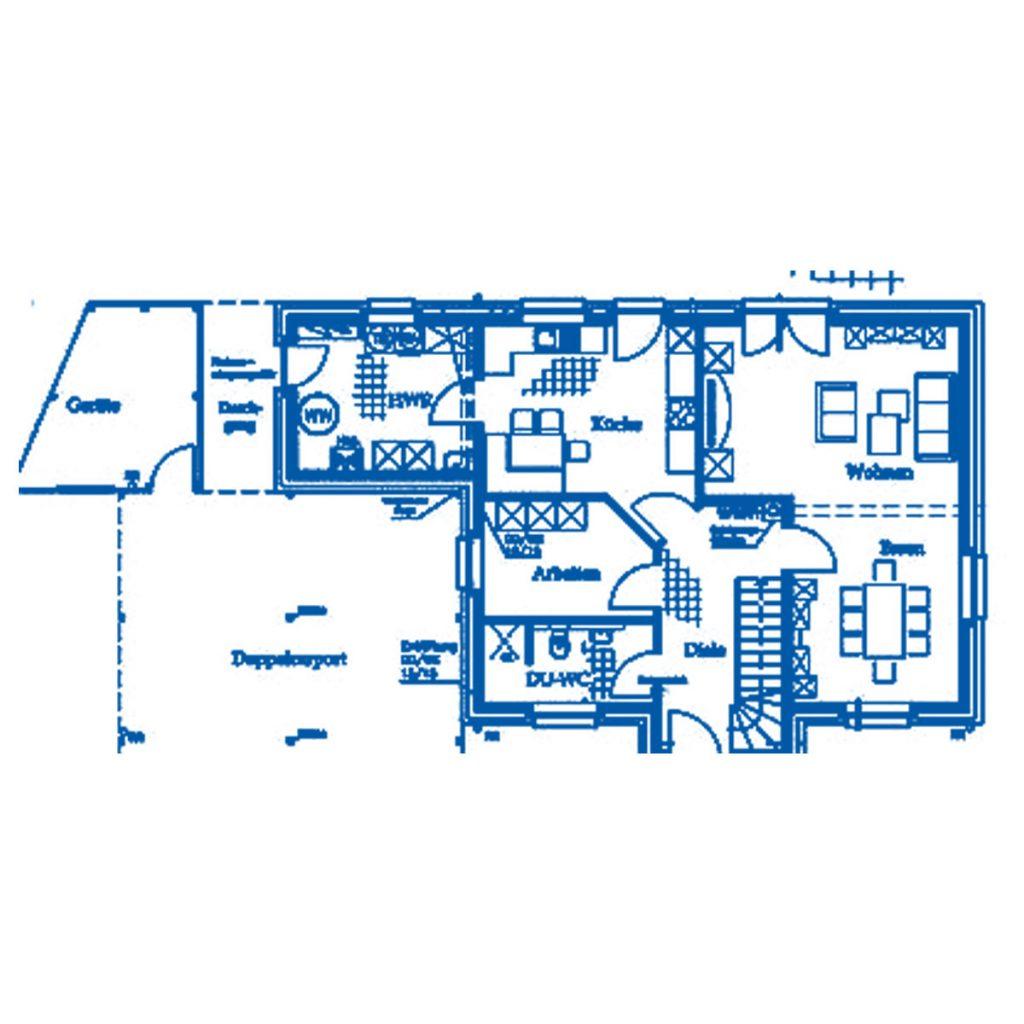 Haus im Bau PN1802