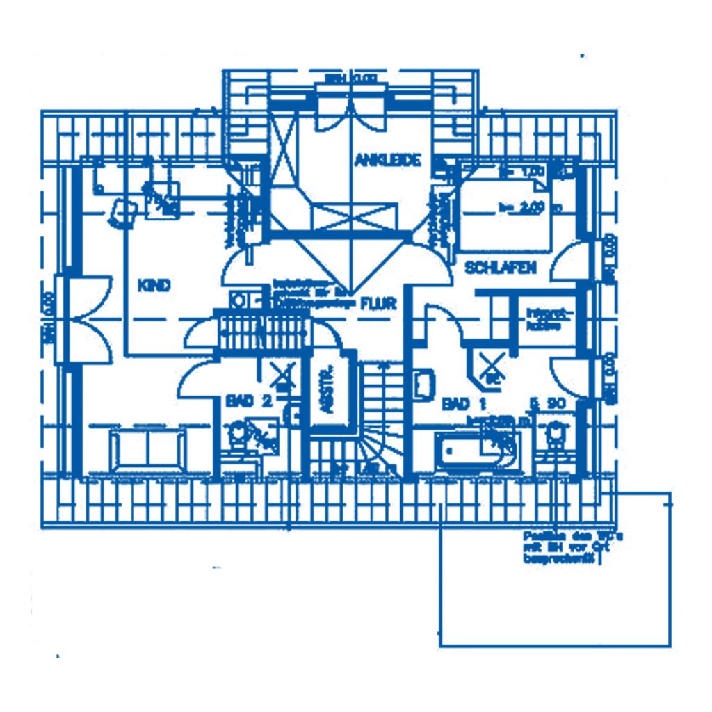 Haus im Bau PN1818
