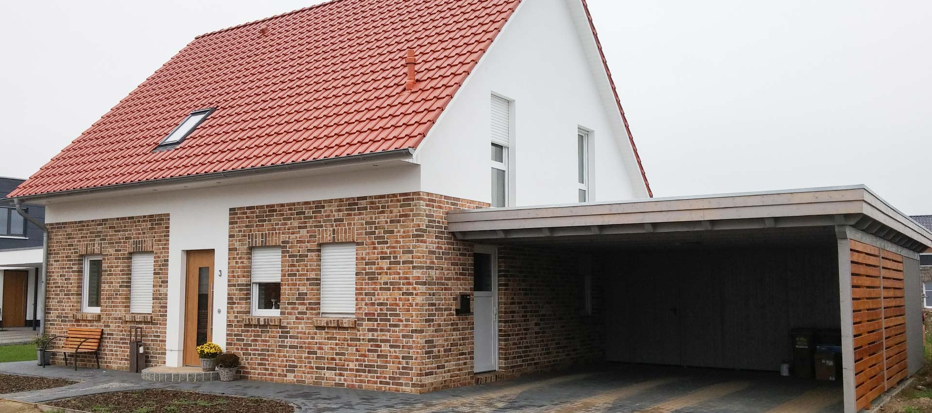 Haus im Bau PN2442