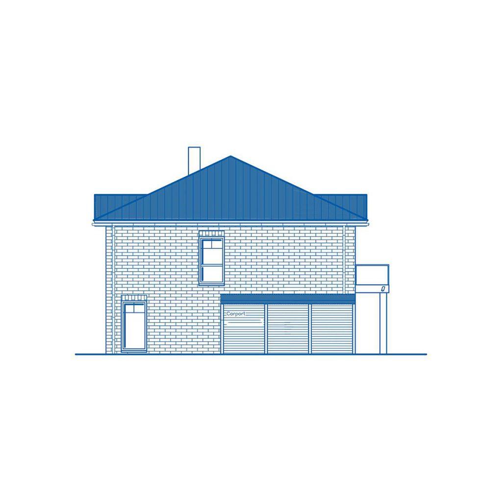 Haus im Bau PN2922