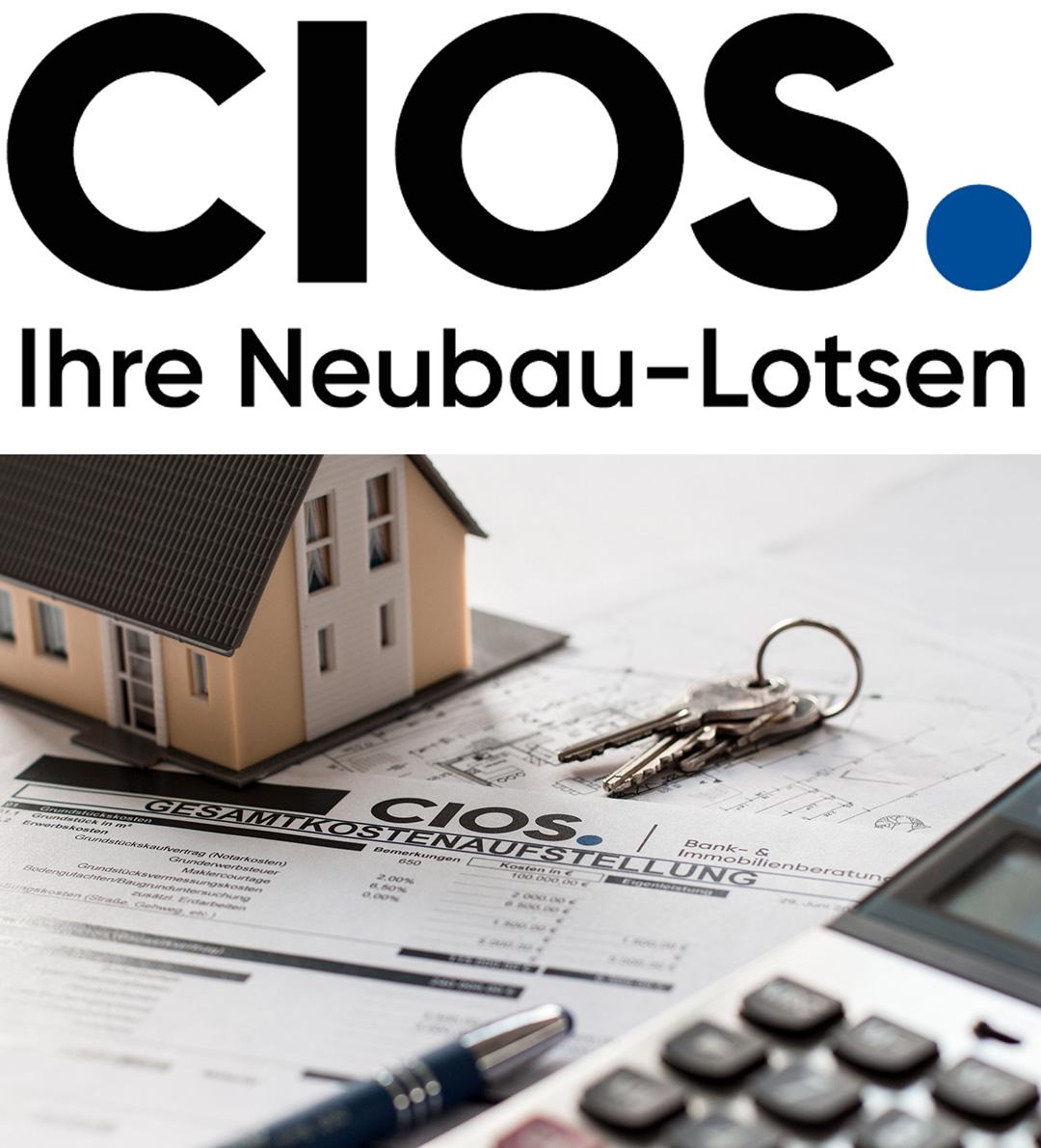 Abbildung Logo CIOS Ihre Neubau Lotsen